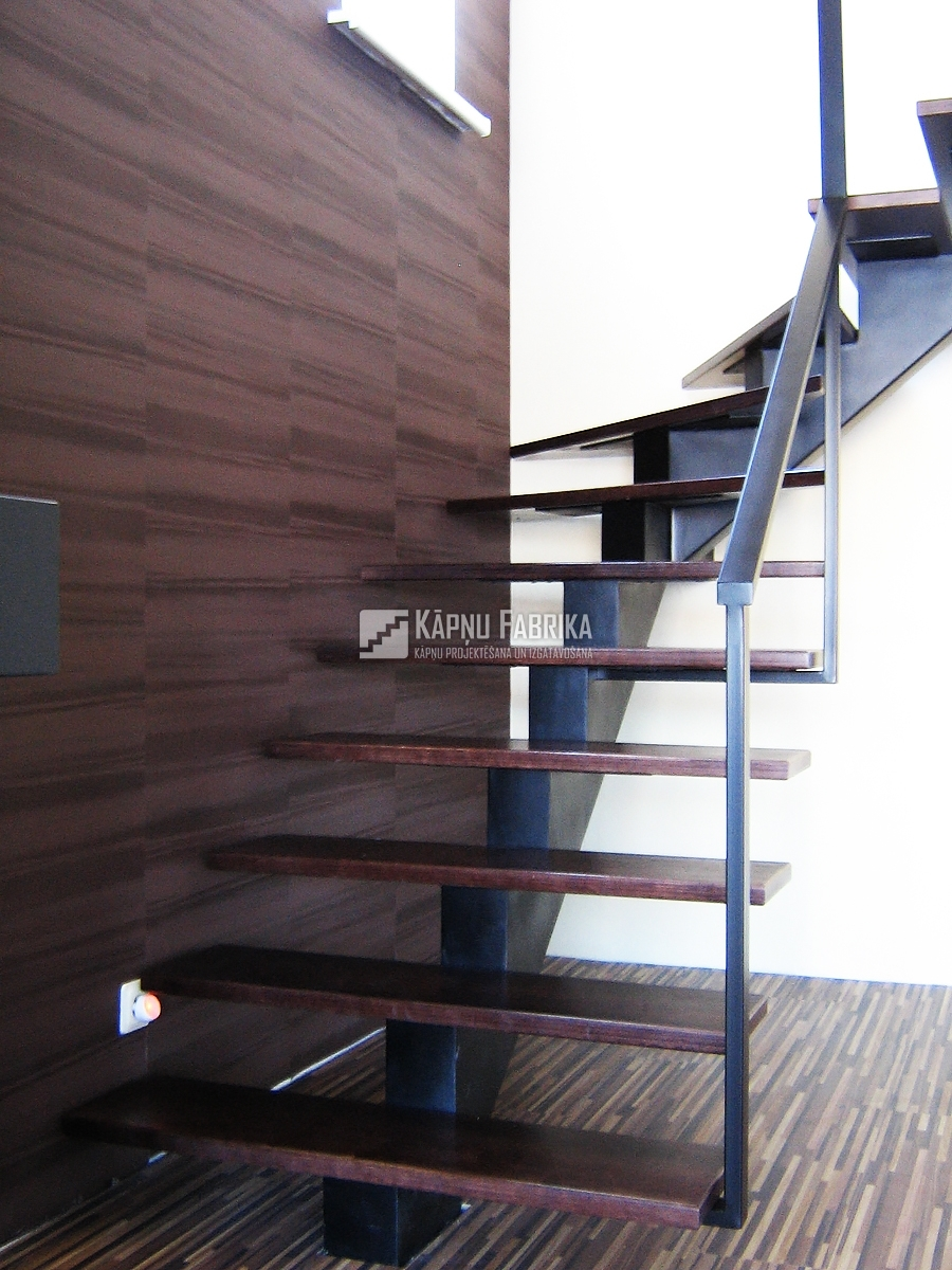 Glass Stair Gate